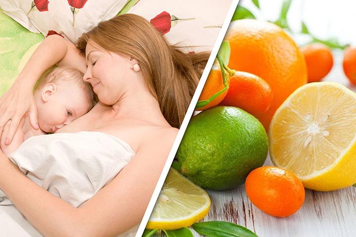 Frutat që duhet shmangur nëna gjatë gjidhënies