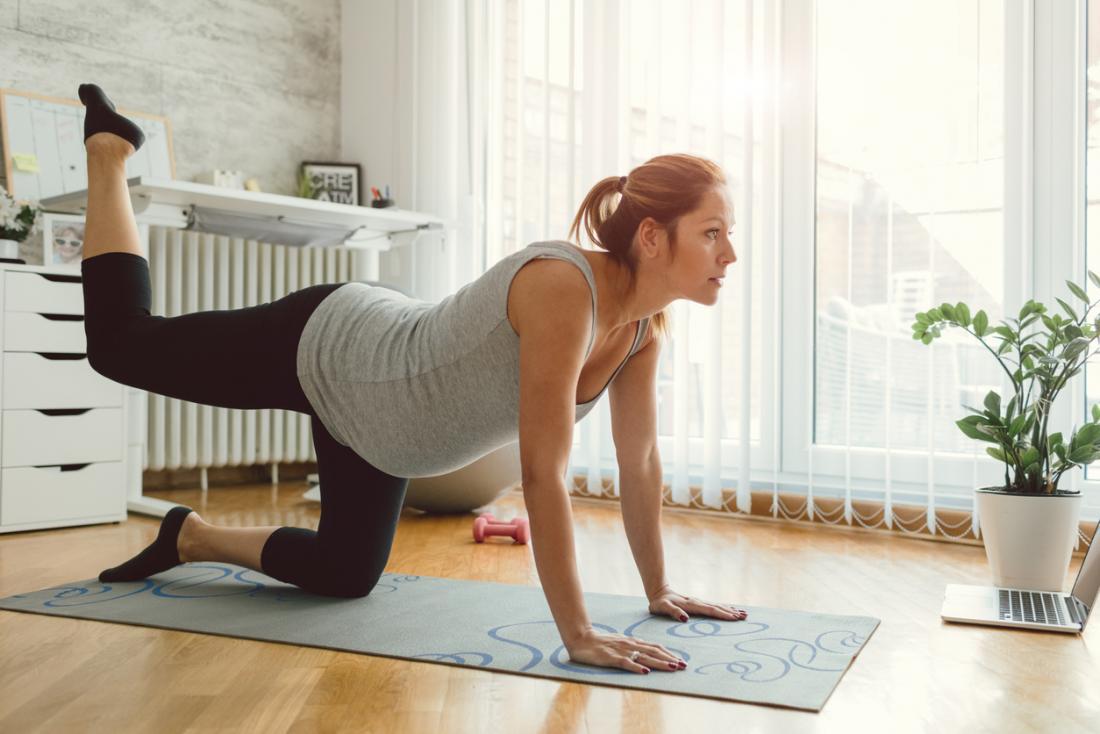 Aktivitetet fizike gjatë shtatzënisë mund të sjellin benefite në gjidhënie, thotë studimi