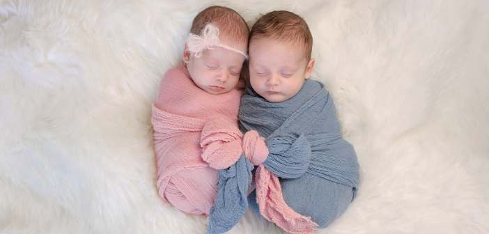 India mirëpret lindjen e binjakëve të quajtur Korona dhe Covid