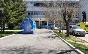 Asnjë pacientë i infektuar me Covid nuk ndodhet në Mjekësinë Sportive