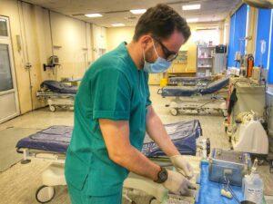 Gjendja në Spitalin e Pejës: 11 pacientë janë në gjendje të rëndë me Covid-19