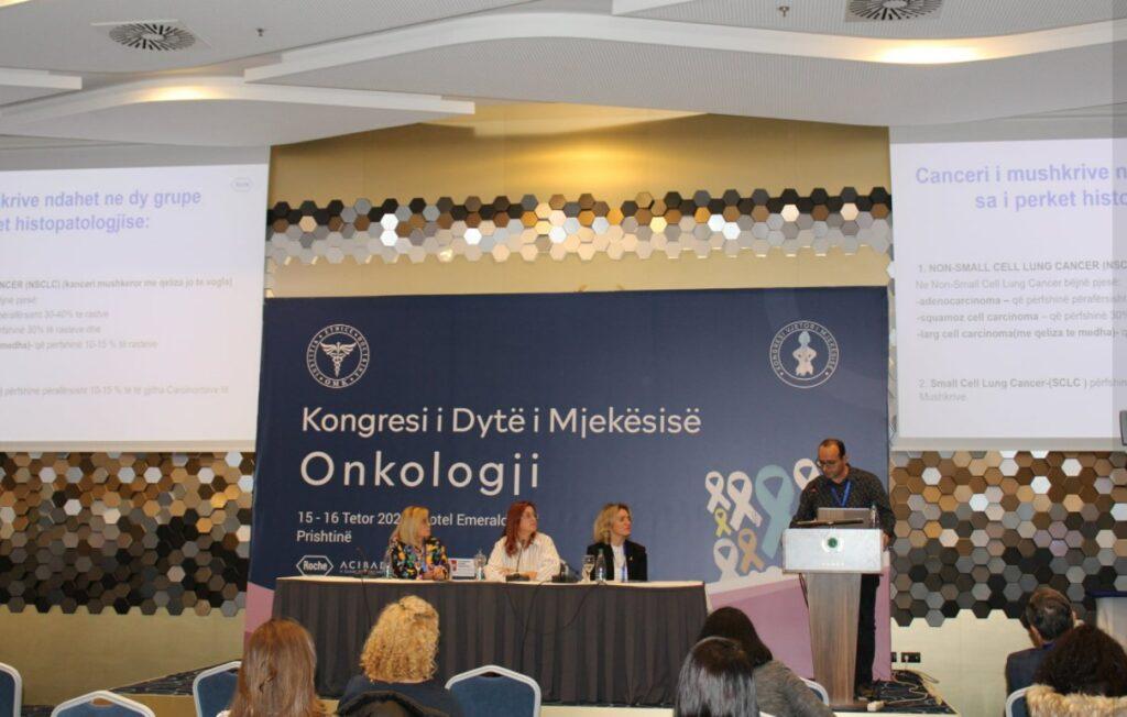 Në Prishtinë po mbahet Kongresi i Dytë i Mjekësisë, me fokus Onkologjinë